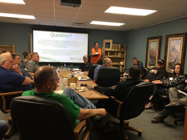 Lexington Mfg hosts Manufacturers Alliance